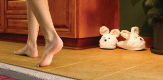 Теплый пол в доме и квартире