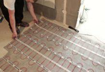 Маты электрические для системы теплый пол