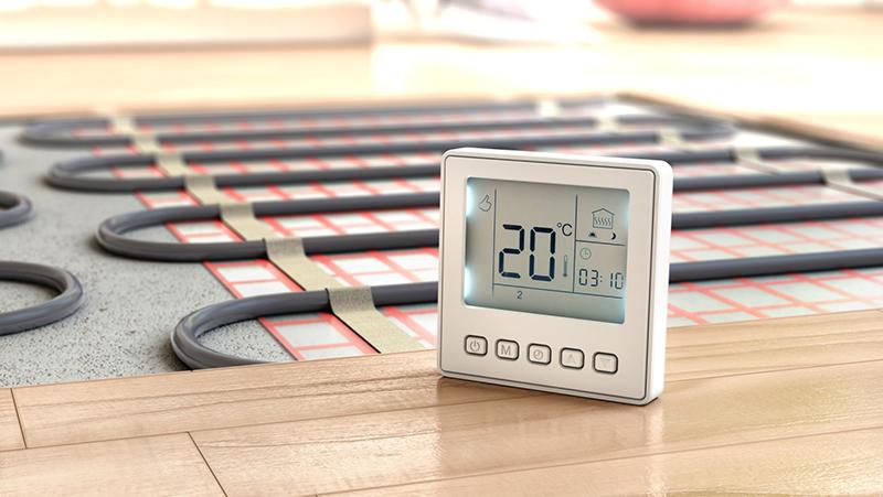 Термостаты для теплого пола