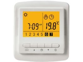 Программируемый термостат – это удобство и экономическая целесообразность
