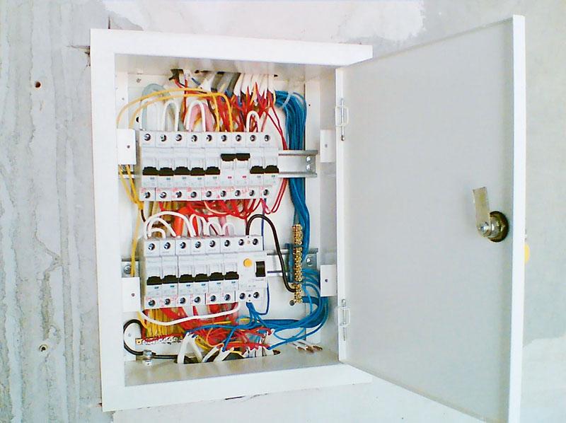 Для каждой электрической группы рекомендуется ставить отдельное УЗО