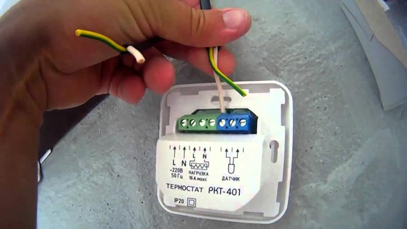 Подключение кабелей к регулятору – важнейший этап монтажа