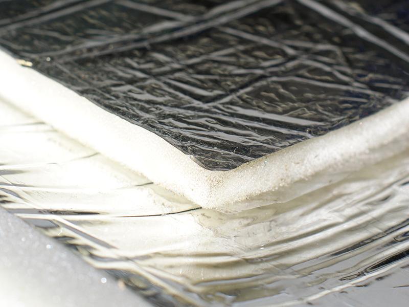 Металлизированная лавсановая пленка